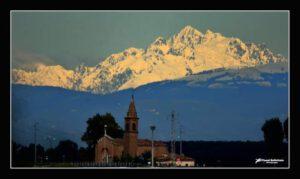 Immagine suggestiva della Chiesa del Passetto oggigiorno foto Vanni Bellettato