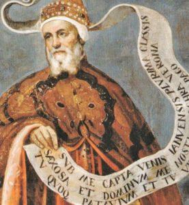 Doge Steno Michiele con lui Il Polesine torna Serenissimo (foto Wikipedia)
