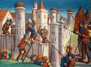 Assedio Castello (Foto web)